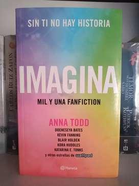 Imagina mil y una fanfiction Anna Todd Libro
