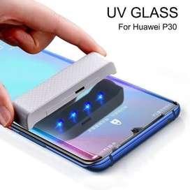 Vidrio templado UV