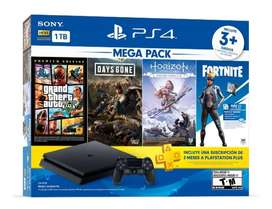 PlayStation 4 Megapack