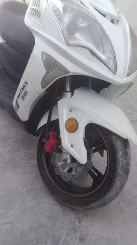 Vendo mi moto x falta de uso