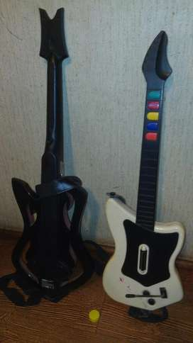 Guitarras Videojuegos Ojo No Funcionan