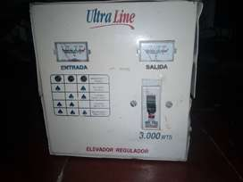 vendo regulador estabilizador de corriente 30000 watts