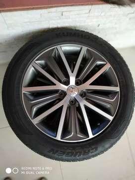4 Aros Hyundai Tucson ORIGINALES