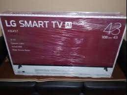 "Televisor LG de 60"" nuevo $ 880"