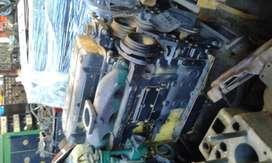 MOTOR GM DETROIT DIESEL SERIE 4-53 GRUA VIAL