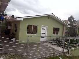 Vendo casa en Baños