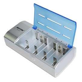 Cargador baterias Universal Aa Aaa Tipo C D Beston C821bw