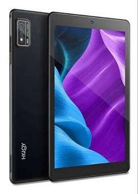 """Tableta marca HYJOY Android 10.0, pantalla táctil IPS Full HD de 9"""", procesador de cuatro núcleos"""