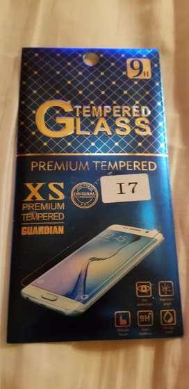 Vidrio templado, nuevo iphone 7