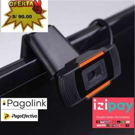 Oferta Cimodiss Web Cam para Pc/Laptop