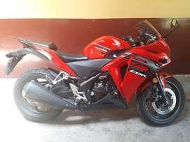 Moto Honda CBR-250R