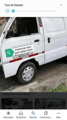 Conductor camioneta