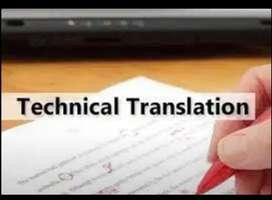 Traductor profesional Ofrece traducción técnica de todo tipo de documentos info 350 _ 866_1315