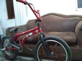 Bici Cross gw Lancer perfecto estado