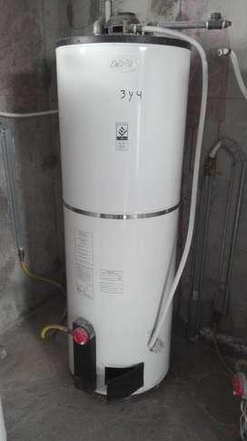 Calentador a Gas por Acumulacion