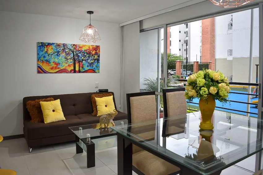 Apartamento Amoblado San Rafael