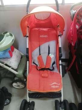 Venta de paseador usado para bebé