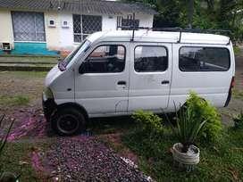 Se vende camioneta chana modelo 2009
