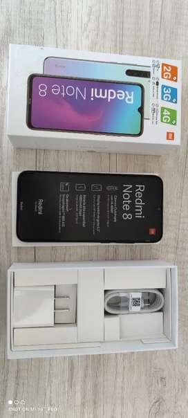 Xioami Redmi Note 8 de 64gb NUEVO