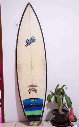 Tabla de surf Lost 6.1