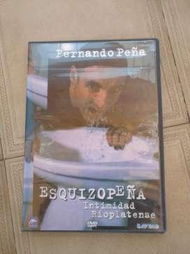 Fernando Peña Esquizopeña, Intimidad R