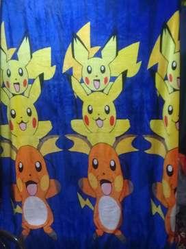 Manta de pikachu