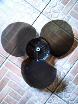Paleta de ventilador para aire acondicionado