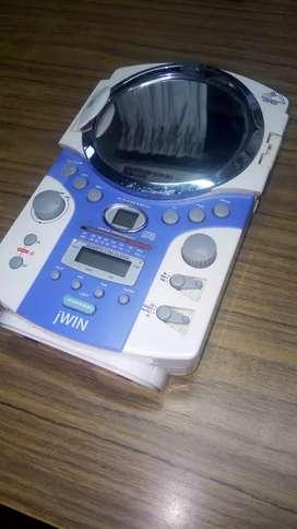 Reproductor de música para ducha