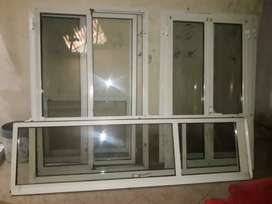 Ventanas doble vidrio..