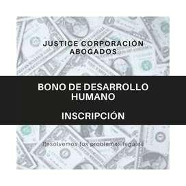 Abogados Ecuador Loja BONO DE DESARROLLO HUMANO INSCRIPCIÓN, PODER ESPECIAL