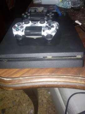 Playstation 4 3 juegos 2 yontin