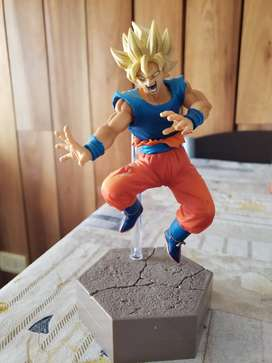 Figura goku dragón ball z banpresto