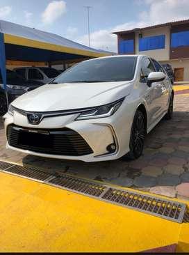 Nuevo Toyota Corolla 2021 hibrido