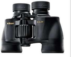 binoculares nikon aculon a211