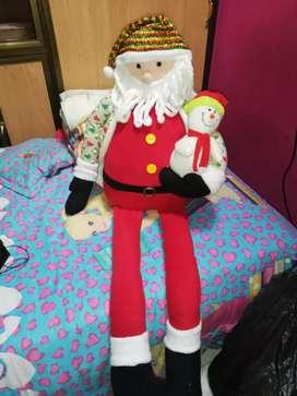 Muñeco navideños precio negociable