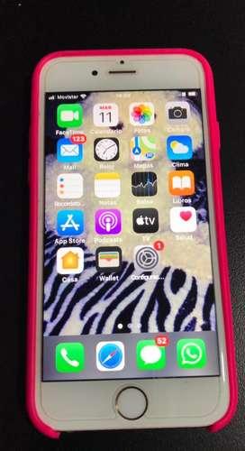 Iphone 6s rosa