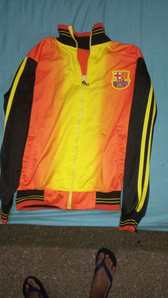 Chompa Deportiva Original Del Bsc España 0