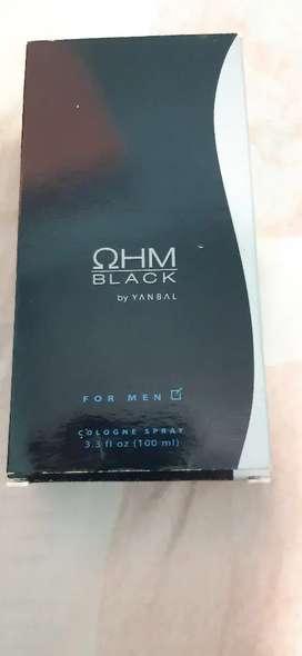 PERFUME QHM BLACK