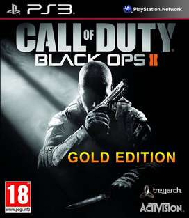 Call Of Duty Black Ops 2 Gold Edition Ps3