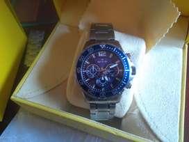 Reloj Invicta hombre Chrono azul 16286