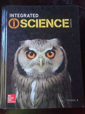 Integrated science Glencoe - McGraw Hill Education