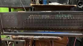 Amplificador Profesional Qsc USA850