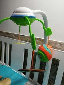 Móvil para Cuna Bebé