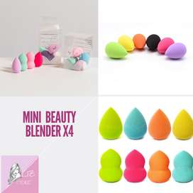 ️Mini Beauty Blender x4 ️