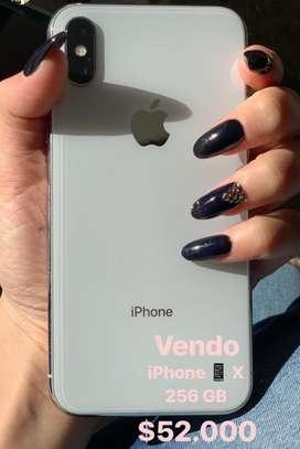 iPhone X 256Gb 6 Cuotas sin Interes