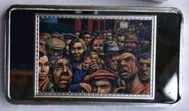 Medalla Serie: Pintores Argentino - Antonio Berni
