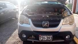 Ocasion vendo camioneta ZOYTE 2012 mecanica, de uso particular