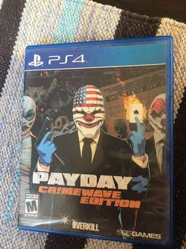 Pay day 2 ps4