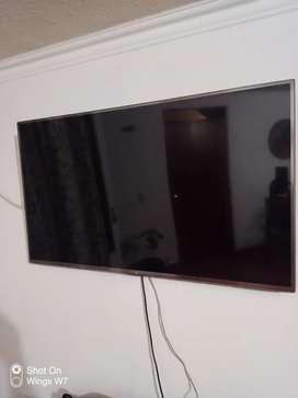 "TV LED SMART 3D LG 50""  CON AVERÍA"