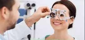 Se requiere Optometra